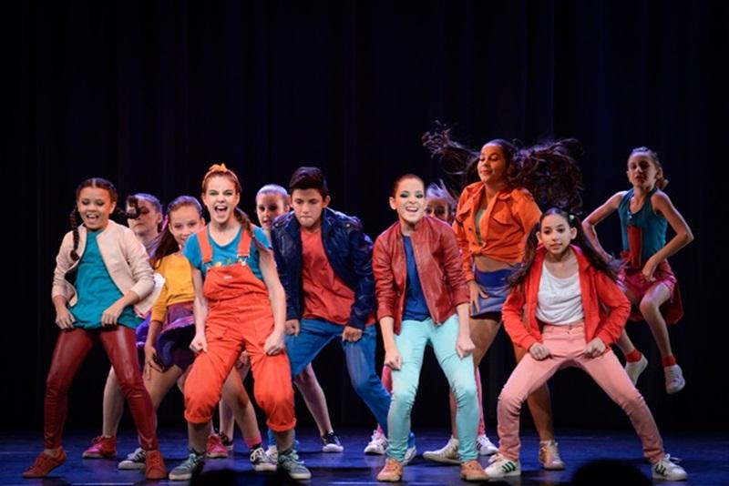 Seletiva de dança. Foot: Deborah Chibiaque