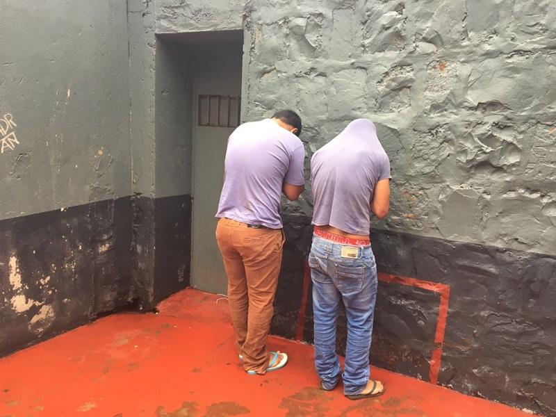 Irmãos Cleyton Lucas dos Santos, 21 anos, e Luiz Carlos dos Santos, 24 anos. Foto de divulgação
