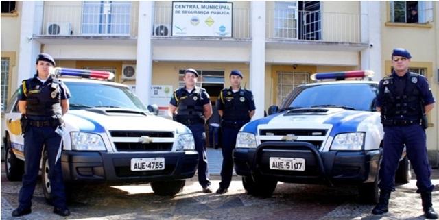 Em Arapongas, Guarda Municipal tem 85 agentes e mantém uma das melhores estruturas do Estado. Foto: Divulgação Prefeitura