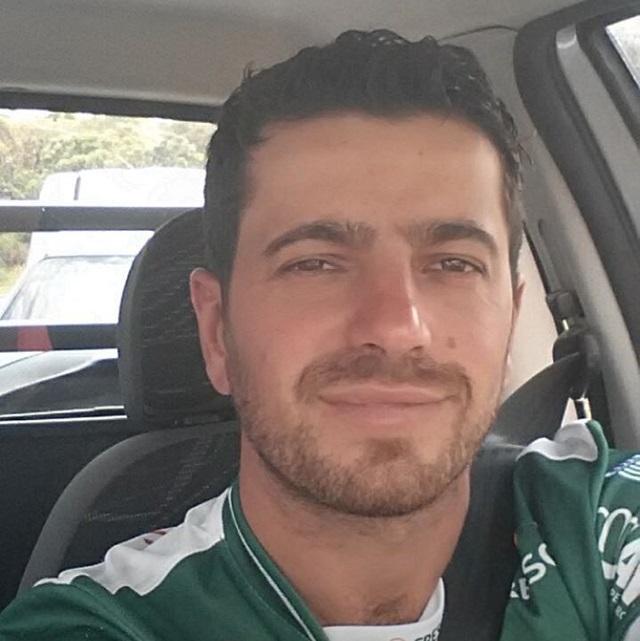 Alan Alaércio Signorini, 30 anos, morreu no hospital. Foto: Reprodução Facebook