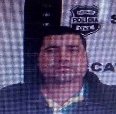 Maurício Rodrigues, 38 anos, tinha uma extensa ficha criminal.