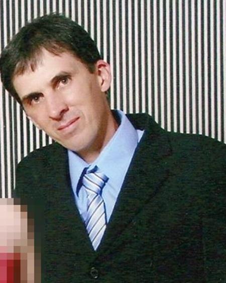 Almir Oss Emer , 45 anos, caiu de uma altura de aproximadante 3 metros e teve afundamento de crânio. Foto: Reprodução Facebook
