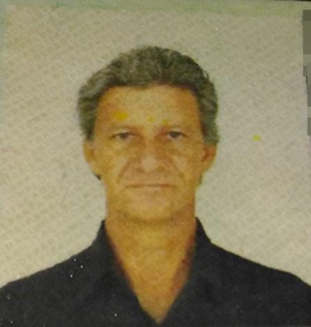 José Adão Vilki dos Santos, 52 anos, morreu na hora.
