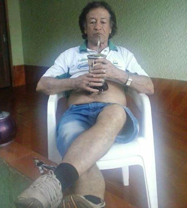 Valdomiro Gomes, 74 anos, foi visto pela última vez na sexta-feira (2). Foto: Arquivo familiar