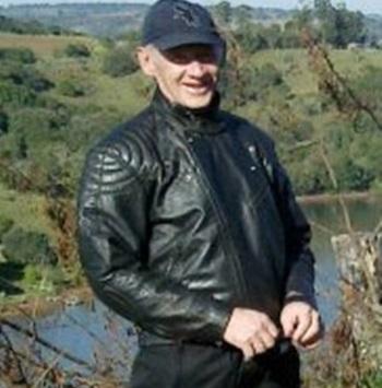 Gilnei Moschen, 53 anos, foi encaminhado ao HR de Francisco Beltrão. Foto: Reprodução Facebook