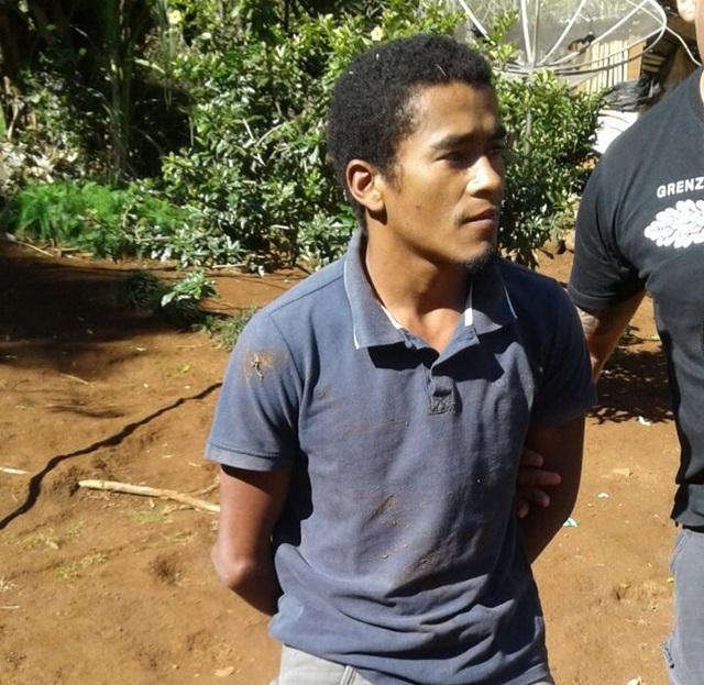 Jeferson Ferreira das Neves, 29 anos, foi encontrado no interior de Rio Bonito do Iguaçu. Foto de divulgação