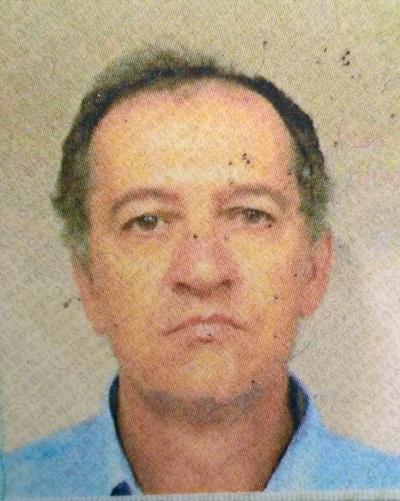 João Antônio Michalski, 57 anos, trabalhava com ônibus há dois anos.