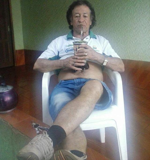 Valdomiro estava desaparecido desde sexta-feira (2). Foto: reprodução da família
