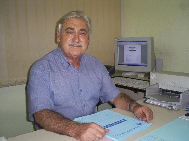 Ademar Jairo Bertol, agente de crédito em Pato Branco. Foto: Divulgação FomentoParaná
