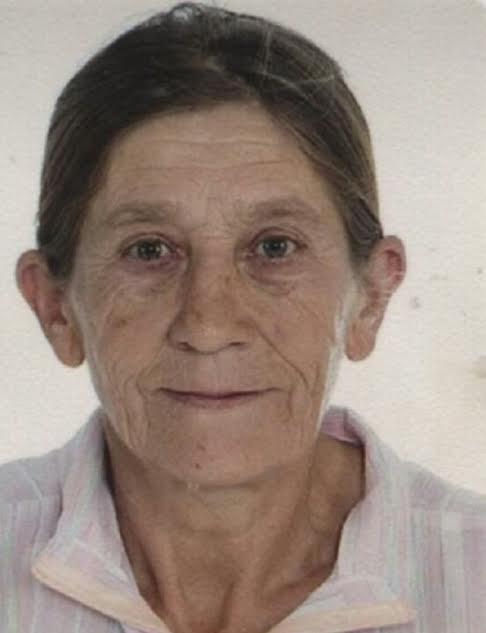 Anastácia Turok, 62 anos, desapareceu depois de ser assaltada, no dia 05 de maio.