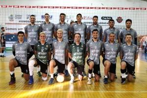 Foto:Federação Paranaense de Voleibol