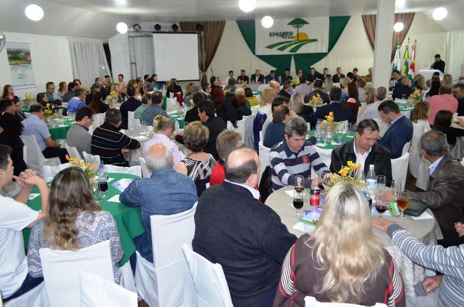Mais de 250 pessoas participaram do evento. Foto: Assessoria Prefeitura.
