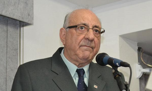 Sadi De Marco estava com 79 anos. Arquivo Rádio Clube/Realeza