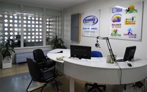 Estúdio Rádio Educadora / Foto: Arquivo rádio