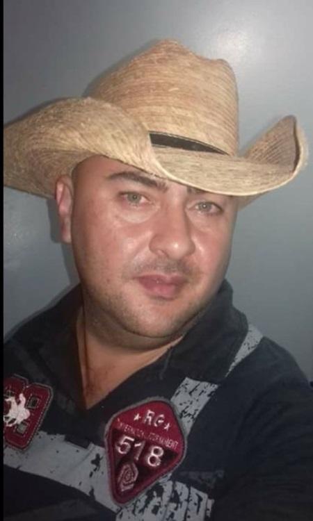 Edmilson Jonas dos Anjos, 40 anos, morava na Vila Copel. Foto: Reprodução Facebook