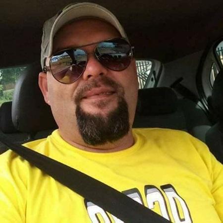 Emerson Fernandes de Oliveira, 40 anos, popular Pittbul, era muito conhecido em toda região Foto: Reprodução Facebook