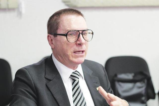 Antonio Pedrom, vice-prefeito de Francisco Beltrão. Foto de divulgação