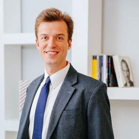 Arthur é proprietário da Disrupt Investimentos, especialista em redes industriais e engenheiro de Controle e Automação pela Faculdade Assis Gurgacz. Crédito: Facebook/Arthur da Igreja