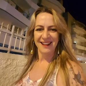 Vanda Salete Cantelle Crestani é gerente do Banco Itaú, de Realeza, onde mora com a família. Foto: Reprodução Facebook