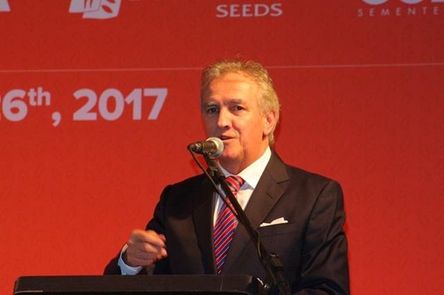 Fernando Guerra - diretor presidente do Grupo Guerra. Foto: Helmuth Kühl/Diário do Sudoeste