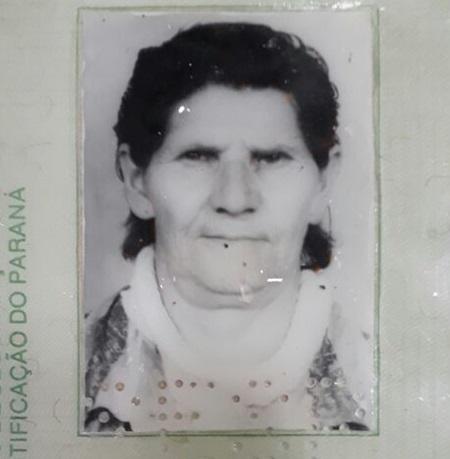 Ana Amaro estava no banco traseiro e morreu na hora.