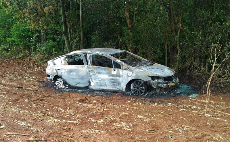 Laudo do exame de DNA de corpo encontrado dentro de carro incendiado e exame grafotécnico serão apresentados pela polícia. Foto: Arquivo RBJ