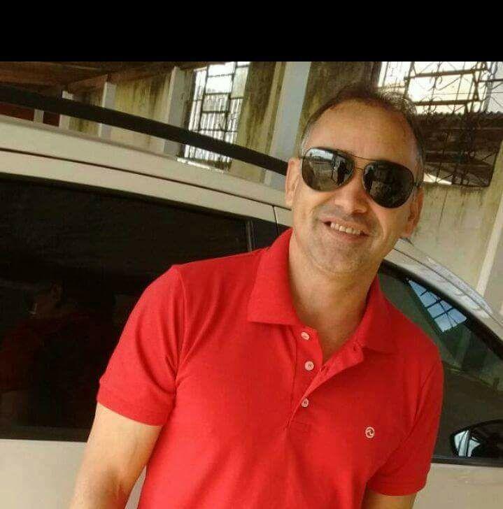 Valmor Ribeiro dos Santos, de 49 anos, era motorista do transporte escolar. Foto: Reprodução Facebook