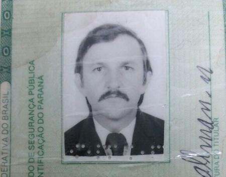 Deonísio Ballmann, 58 anos atirou contra a própria cabeça.