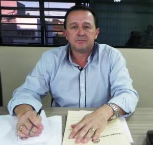 Luiz Sergio Ferreira (PSL). Foto: Assessoria.