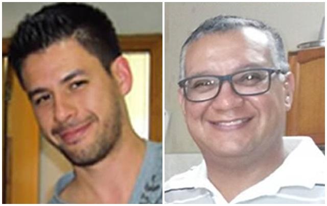 Luis Pires dos Santos de Mattos, de 28 anos, e Alberto Rivelino Braga dirigiam os carros envolvidos no acidente e morreram na hora. Foto: reprodução Facebook