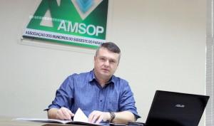Presidente da Amsop / Foto: Assessoria