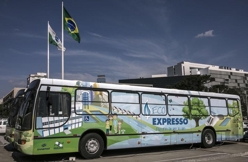 EcoExpresso estará disponível para visitação das 9 às 17h. Foto de divulgação