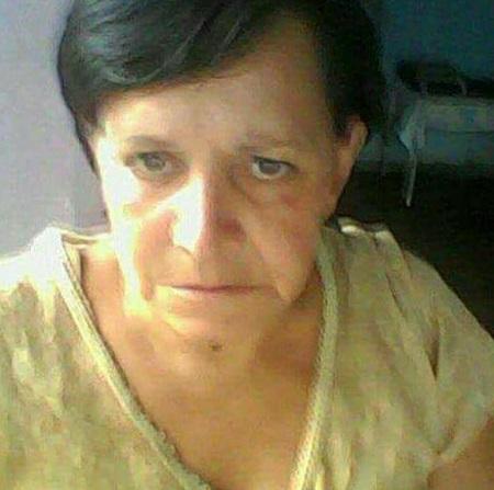 Marli foi estuprada por três antes de ser morta. Foto: Arquivo familiar