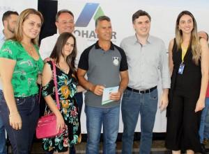 Entrega das moradias / Foto: Assessoria