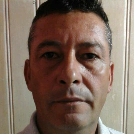 Eliseu Bueno, 49 anos, morreu na hora. Foto: Arquivo familiar