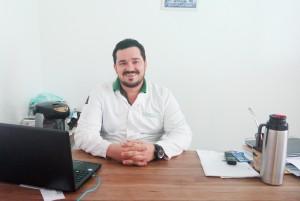 Veterinário Angelo Menin em entrevista exclusiva para o RBJ. (Foto: Juliana Raddi)