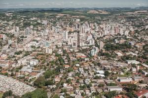 Cidade de Pato Branco / Foto: Rudi Bodanese