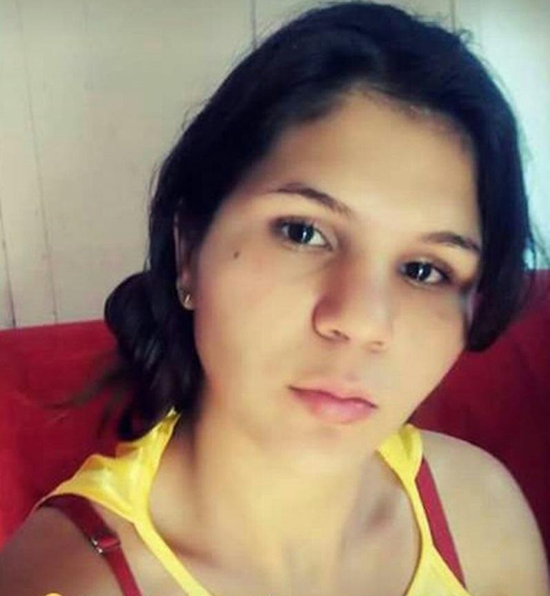 Roselene é do Bairro Marrecas e desapareceu no domingo, dia 14. Foto: Reprodução Facebook