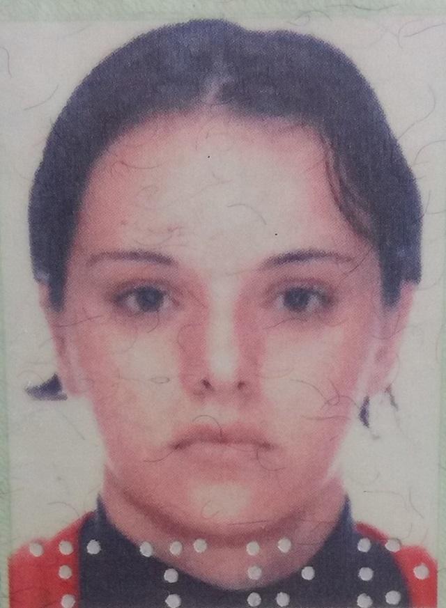 Eliane Dellani Baptalin, 31 anos, teve morte instantânea. Foto de divulgação