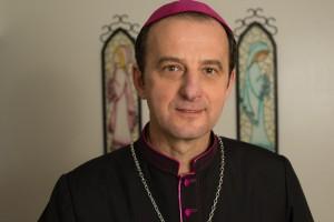 Dom Edgar Ertl - bispo diocesano
