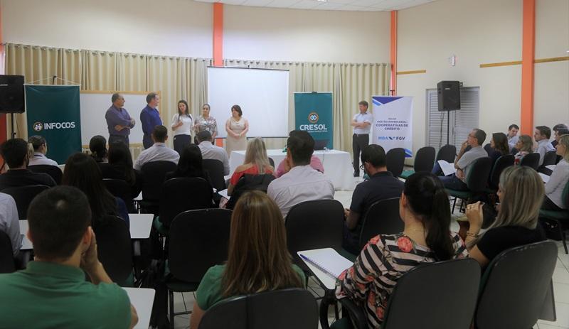 Aula inaugural aconteceu na quarta-feira, dia 17. Foto de divulgação