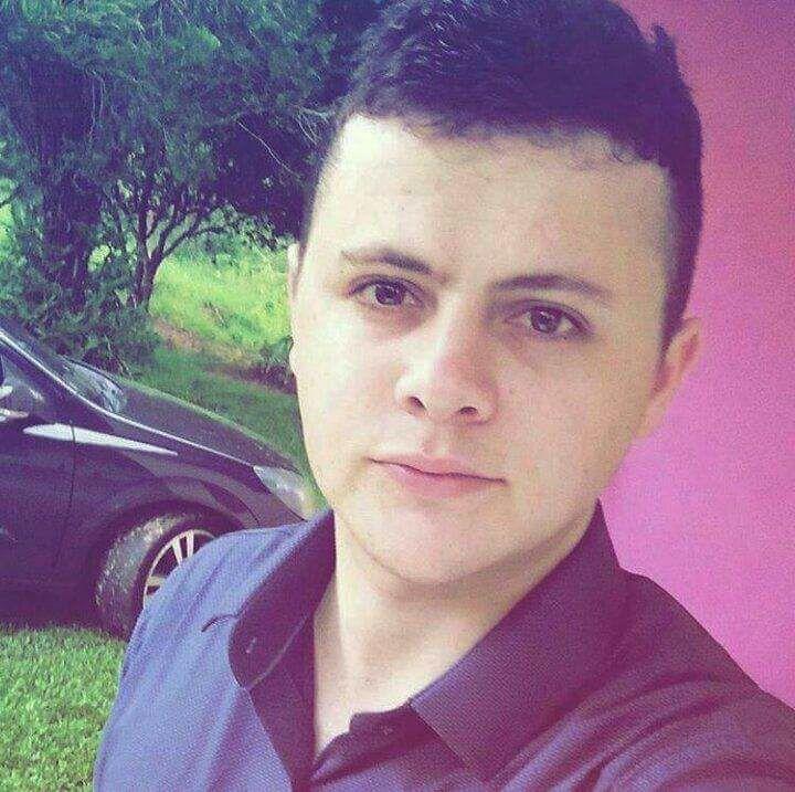 Soldado Décio Bressan foi transferido ao HRS de Francisco Beltrão. Foto: Divulgação PM