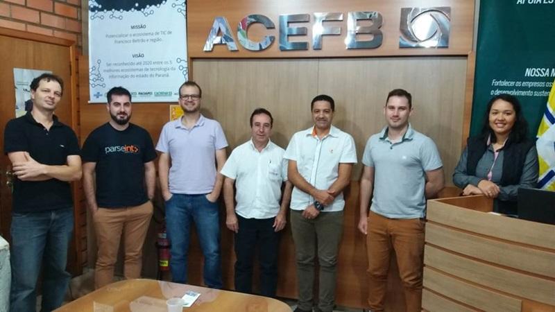 O Nubetec é um dos núcleos com maior tempo de atividade na Acefb. Crédito: Darce Almeida/Acefb.