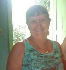 Tereza Grielber morreu uma semana após o contato com o inseto. (Foto: Arquivo pessoal)